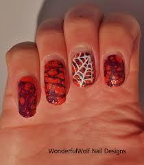 water spotted nail art u2013 wonderfulwolf