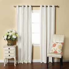 White Faux Silk Curtains Beautiful Faux Silk Curtains White 2018 Curtain Ideas