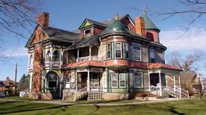 queen anne victorian queen anne victorian style house youtube
