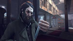 Dishonored Map Review Dishonored Rocket Chainsaw