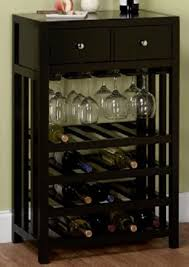 Dining Room Bar Cabinet Liquor Cabinet Wine Storage Buffet Table Mini Bar With Bottles