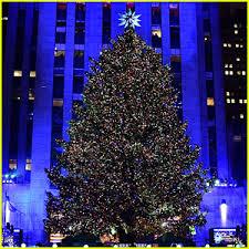 rockefeller tree lighting 2017 performers christmas in rockefeller center tree lighting 2016 performers