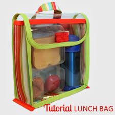 lunch bag sewing patterns for back to life sew savory