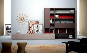 Shelving Furniture Living Room by White Wall Unit Living Rooms Beautiful Glossy White Tv Wall Unit
