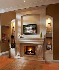 Interior Designs For Home Fireplace Mantels Overmantels And Surrounds Omega Mantels