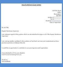 job cover letters job sample cover letter application cover