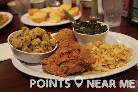 cuisine near me soul food near me points near me