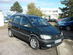 used opel zafira 2 0 dti your second hand cars ads