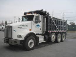 2007 kenworth t800 dumptruck cat c 13 motor 8ll eaton fuller