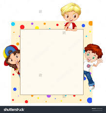 children border clipart the cliparts databases