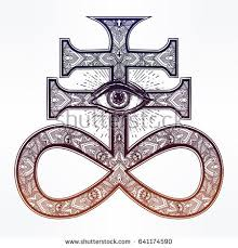 Cross Tatoo - cross stock images royalty free images vectors