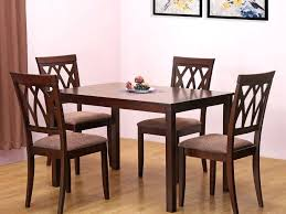 Oak Dining Table Chairs Dining Table And Four Chairs U2013 Laurenancona Me