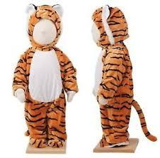 Infant Toddler Tiger Costume Baby Tiger Tiny Fancy Dress Costume Safari Infant Toddler Animal