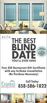 alta window fashions the best blind date shopping ads from san