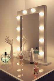 Shelves On Wall by Vanity Mirror With Lights Wall Mount Nuhsyr Co