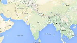 un map pakistan expresses concern to un india s proposed map