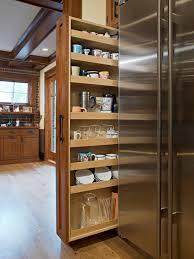 Next Kitchen Furniture Pull Out Storage Next To Fridge Kitchen Ideas Pinterest