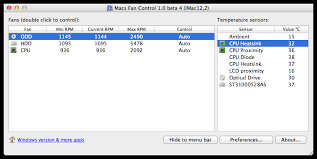 imac hdd fan control imac 2011 fan control after hdd replacement macrumors forums