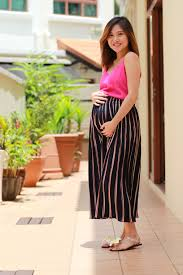 Maternity Clothes For Less Women Are Shunning The Maternity Smock And Flaunting Their Bump