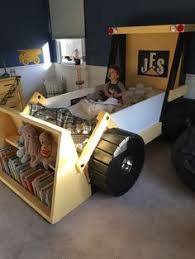 toddler theme beds 25 theme bed plans front end loader bed woodworking plan by