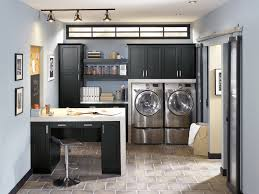 Laundry Room In Garage Decorating Ideas by Washer And Dryer Cabinets Hidden Best Home Furniture Decoration