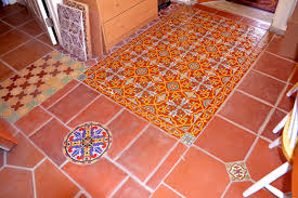 file pattern in floor tile at malibu ceramic works jpg