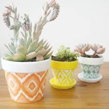 26 creative things to do with a terracotta pot brit co