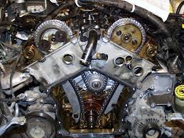 Ford Explorer Timing Chain - timing chain tensioner failure mechanical maintenance forum