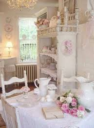191 best romantic kitchens images on pinterest shabby chic