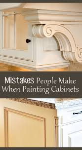 is it a mistake to paint kitchen cabinets mistakes make when painting kitchen cabinets hometalk