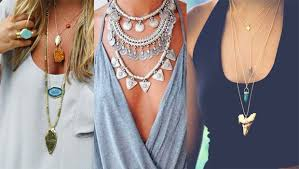 fashion accessories necklace images How to layer your necklaces according to your outfit JPG