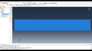 buckling u0026 post buckling analysis with abaqus youtube