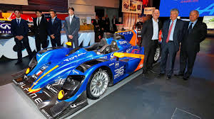 renault race cars alpine n 36 race car revealed
