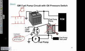 fuel pump electrical circuits description and operation youtube