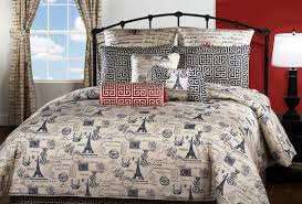 girls black and white bedding eiffel tower bedding for girls team galatea homes cute eiffel