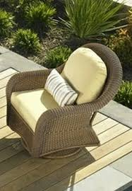 Florida Furniture And Patio by Palm Cove Rocker Rattan And Wicker Rockers And Swivel Glider
