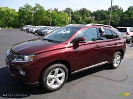lexus red rx 350 for sale claret red mica 2013 lexus rx 350 awd exterior photo 70261708