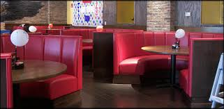 Banquette Booth Seating Used For Restaurant Furniture Seating Commercial Booths Custom Banquettes