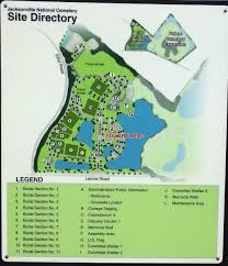 Jacksonville Florida Zip Code Map Jacksonville National Cemetery In Jacksonville Florida Find A