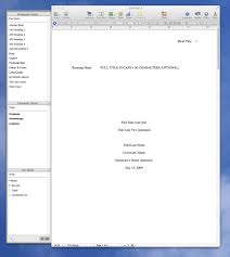 Apa Template For Apple Pages | apple still doesn t have an apa template for pages i break things