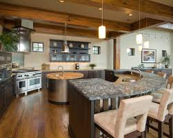 curved kitchen island astounding large curved kitchen island vibrant kitchen design