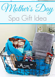 s day basket s day gift idea spa basket a lil chocolate