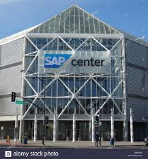 sap center formerly known as the hp pavilion and the san jose
