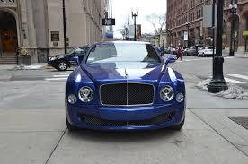 blue bentley 2016 2016 bentley mulsanne speed stock gc mir124 for sale near