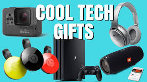 technology gifts cool tech gifts 2017 youtube