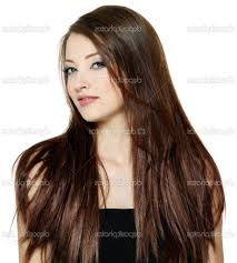 long straight hairstyles with side bangs hairstyle picture magz