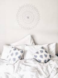 how to use the yogini abundance mandala stencil on bedroom wall how to use the yogini abundance mandala stencil on bedroom wall