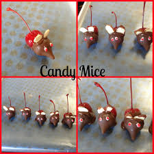 christmas candy gifts candy mice recipe