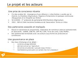 chambre d agriculture nantes forum nantes ville comestible 24 01 15 données et actions de nantes