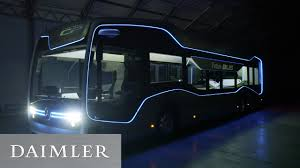 future mercedes mercedes benz future bus youtube